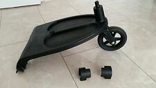 Bugaboo wheeled board with adapters...