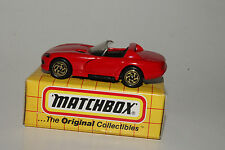 MATCHBOX #MB10 DODGE VIPER RT/10, RED, NEW IN BOX