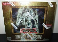 Yugioh The Lost Millennium 1st Edition Booster Box 24 Packs BRAND NEW SEALED