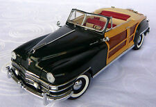 Franklin Mint: Der Chrysler Town & Country von 1948  1: 24   neu in OVP
