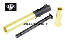 Bell V12 Metal Outer Barrel For Bell Marui Army Hi-Capa 5.1 (Gold) BELL708QG2-GD