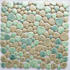 New style ceramic pebble mosaic tile kitchen bathroom shower floor wall tiles