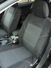 TOYOTA HILUX 03/2005  to 04/2015  CAR SEAT COVERS FRONT &REAR CUSTOM  MADE