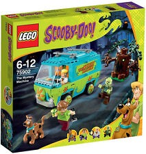 LEGO Scooby-Doo 75902 - The Mystery Machine