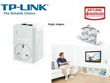 TP-Link AV500 Two-Port Powerline Gaming TV Adapter 500Mbps TL-PA4020P X 1