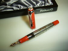 PELIKAN M710 Toledo Fountain pen, Special edition, RED