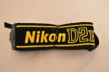 NIKON D2H SHOULDER STRAP-GENUINE-MINT
