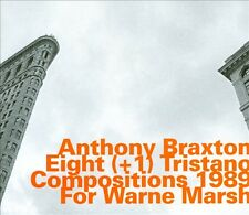 Eight (+1) Tristano Compositions 1989 [Digipak] by Anthony Braxton (CD, 2012,...