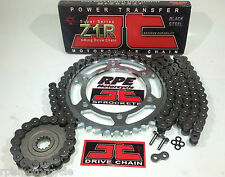GSX1300R HAYABUSA '99-07 JT Z1R ULTIMATE STRENGTH Chain & Sprockets Kit ZVMX GXW