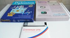 Trs-80: Diplomacy: the Game of International Intrigue-Microcomputer Games 1984