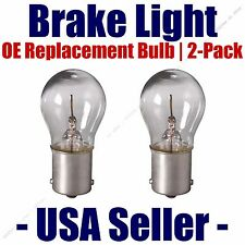 Stop/Brake Light Bulb 2pk - Fits Listed Citroen Vehicles - 1141