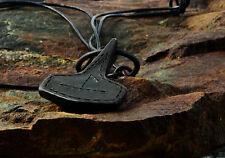 Handmade Iron Thorshammer from Norway,Viking Pendant,Symbol Jewellry