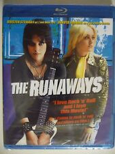 NEW/SEALED - The Runaways (Blu-ray Disc, 2010,) Based on a True Story