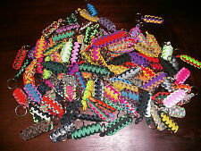 Paracord / Survival King Cobra Key Chain Lot of 25