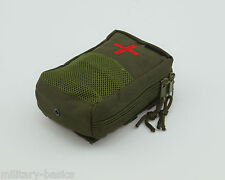 US IFAK First Aid Erste Hilfe Tasche abnehmbar MOLLE Modular System oliv