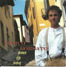 Marco Borsato  ‎– Dromen Zijn Bedrog    cd single in cardboard