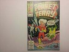 Planet Terry 1 (Star Chase Game Variant) Star Comics 7.5