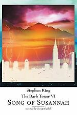 The Dark Tower Song of Susannah 6 VI Stephen King 2004 CD Unabridged Audiobook !