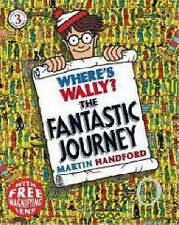 Where's Wally? The Fantastic Journey: Mini Book by Martin Handford - New