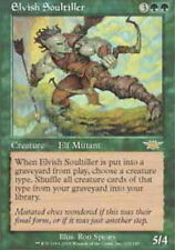 4 Elvish Soultiller Heavily Played Legions 4x x4 Playset MTG Magic Green Card Ul