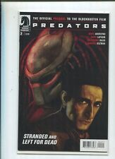 Predators #2 Of 4 Stranded And Left For Dead  Near Mint Unread  MD5