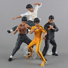 Bruce Lee Action Figure Kung Fu Toys New Dragon Master Enterbay Toy Set Gift