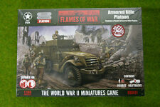 Flames of War U.S. ARMOURED RIFLE PLATOON 15mm UBX41