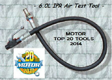 6.0L Powerstroke High Pressure Oil System IPR Air Test Tool - Test the right way
