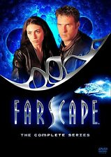 Farscape: The Complete Series (26-Disc Set) (DVD, 2009), New & Sealed, Free Ship