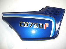 Capot/couvercle latéral droite Cache latérale droite Honda CB 750 F CB750F RC04