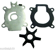 Water Pump Impeller Kit Suzuki Outboard (75, 85 HP) 18-3244 Replace 17400-95550