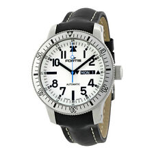 Fortis B-42 Marinemaster Automatic Silver Dial Mens Watch 6471142L01