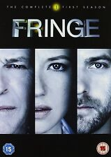 FRINGE COMPLETE SERIES 1 DVD BOX SET New Season Sealed Sci-Fi 1st First UK