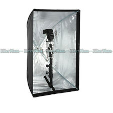 "PRO 60x90cm/24x35"" Umbrella Softbox For Speedlite Studio Strobe Flash Speedlight"