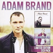 Brand Adam-My Acoustic Diary/My Side Of The Street 2 CD's NEW Sealed