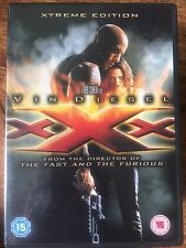 Vin Diesel Asia Argento XXX | Action-Packed Spy Movie | Xtreme Edition UK DVD