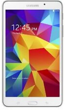 Samsung Galaxy Tablet Tab 4 Android 4.4 Kit Kat 32GB Memory Wi-Fi (7-Inch White)
