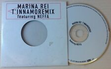 MARINA REI (featuring NEFFA) / T'INNAMOREMIX - CD single (Italy 1998)