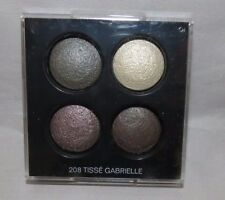 Chanel Les 4 Ombres Quadra Eye Shadow NO. 208 Tisse Gabrielle *NEW TSTR/NO BOX*