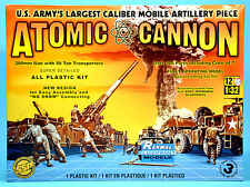 revell 7818 1/32 Atomic Cannon 60th Anniversary Plastic Model Kit Atomic Annie