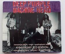 DEEP PURPLE Machine Head Anniversary 2CD Edition Unissued Guitar Solos / Booklet