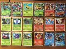 POKEMON TCG: XY GENERATIONS COMPLETE SET - ALL 83 CARDS + 32 RADIANT COLLECTION!