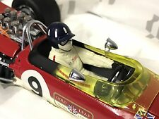 1:18 Exoto Graham Hill Lotus 49b, 1st 1968 Monaco GP, F1 WORLD CHAMP