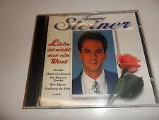 CD  Tommy Steiner - Liebe Ist Nicht Nur Ein Wort