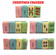 4PIECE Colorful Soft CUSHION Jumbo COUNTING Blocks Set Children Kids Play Toys