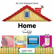 My First Bilingual Book-Home (English-Arabic)