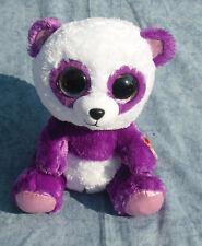 W-F-L TY Boos Boom Boom Panda  22 cm  Glubschi  Boo´s  Glitzeraugen