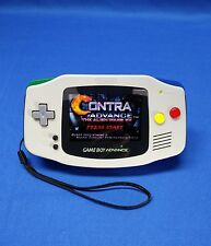 Backlit Nintendo GBA Game boy Advance Backlight GBA ags 101 mod Super Famicom