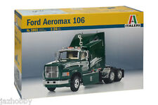 Italeri 3891 1/24 Scale Model Truck Kit Ford Aeromax 106