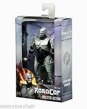 """NECA 7"""" Robocop Holster Spring Loaded Action Figures Collection Doll Toys"""